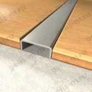 Профиль для плитки из нержавеющей стали