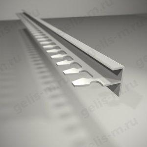 Профиль для керамической плитки алюминиевый