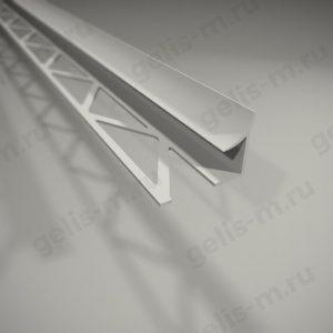Профиль алюминиевый для плитки