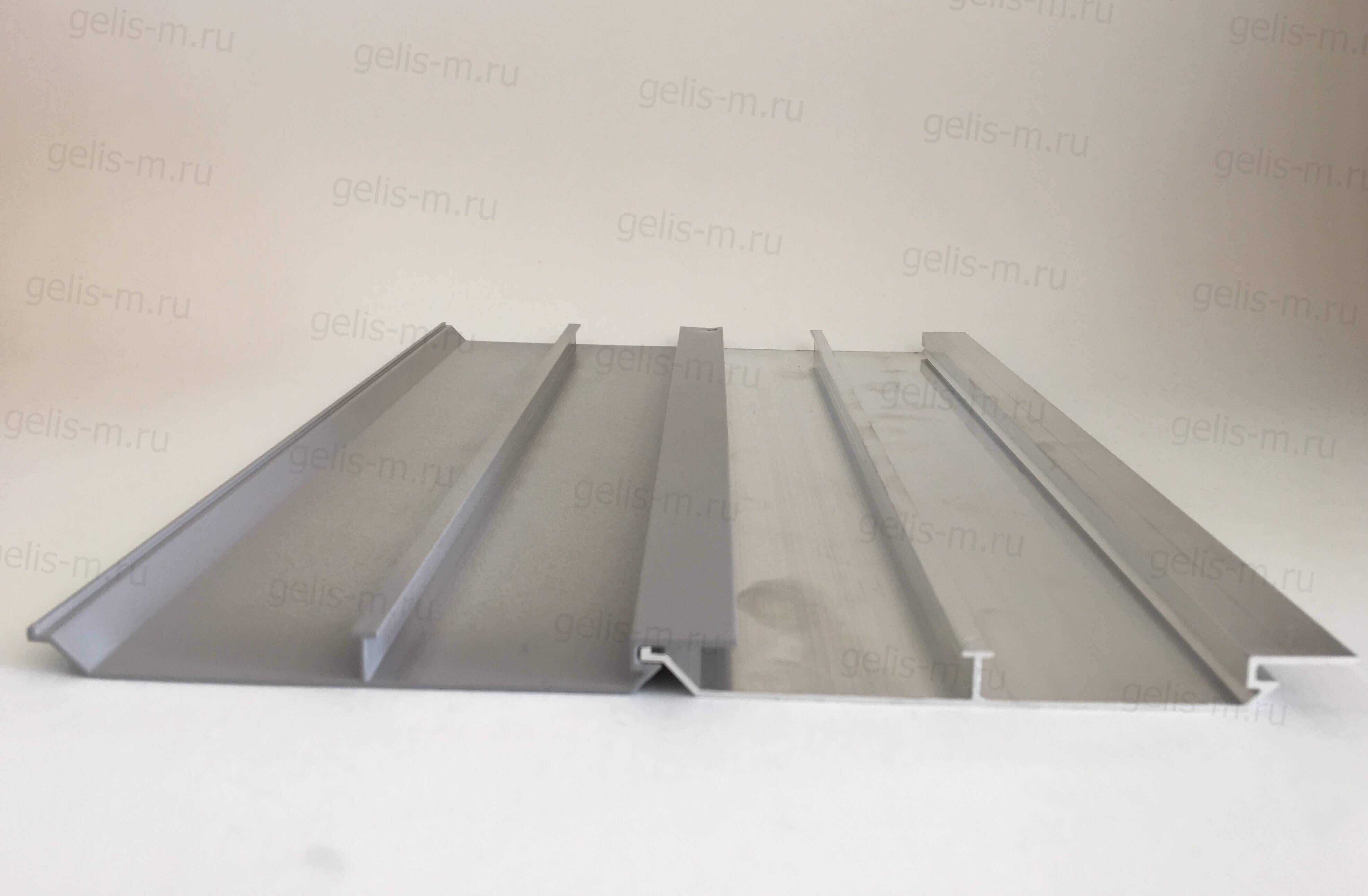 Вагонка алюминиевая геометрия изделия