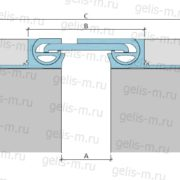 DV-A 50-30 chertezh deformacionnogo profilya